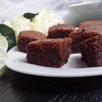 Шоколадный брауни в духовке